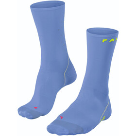 Falke BC Impulse Reflective Biking Socks, lavender